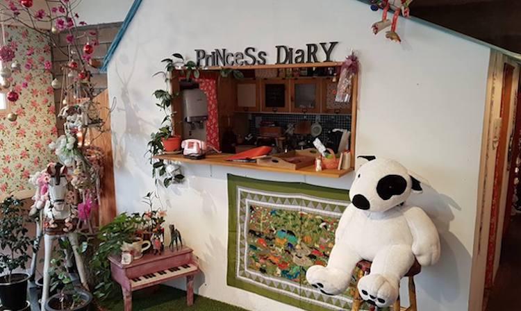 Princess Diary Café | Seodaemun-gu, Seoul