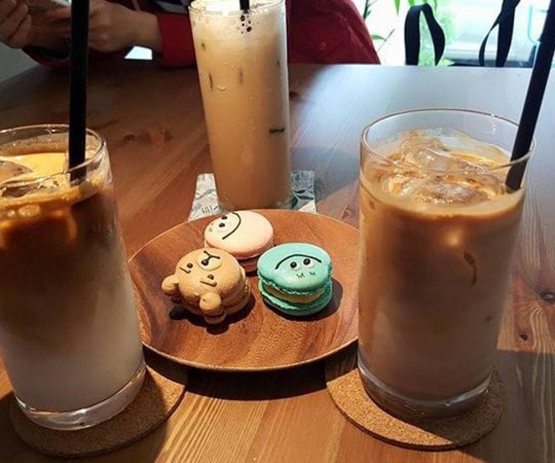 Cafe Atmosphere | Mapo-gu, Seoul