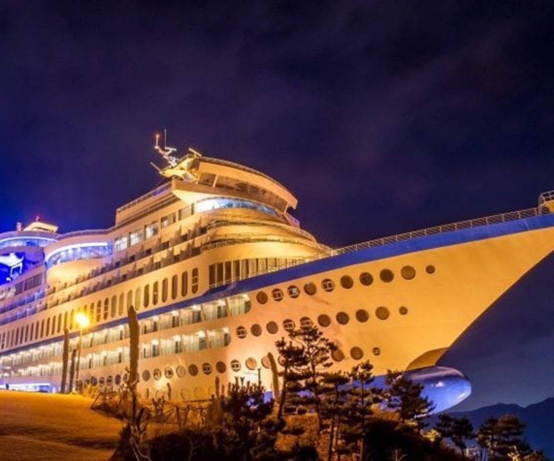 Sun Cruise Resort & Yacht | Gangneung-si, Gangwon-do