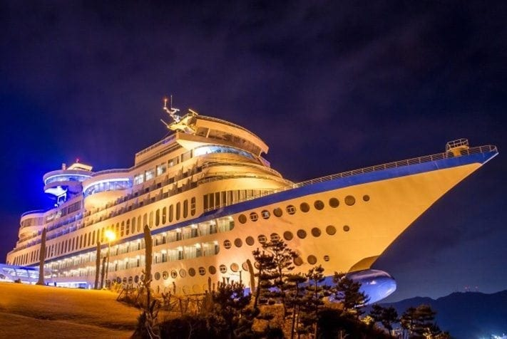 Sun Cruise Resort & Yacht | Gangneung-si, Gangwon-do