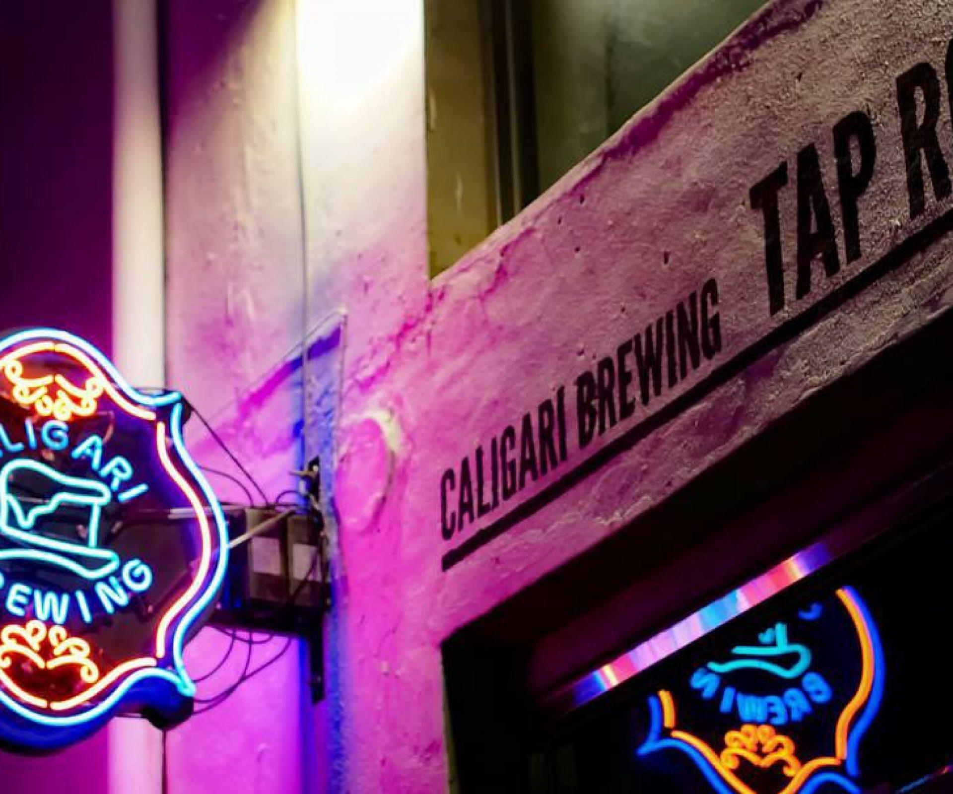 Caligari Brewing | Jung-gu, Incheon