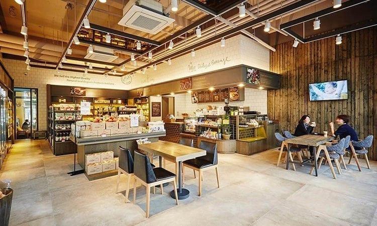 Orga Whole Foods | Seoul, South Korea