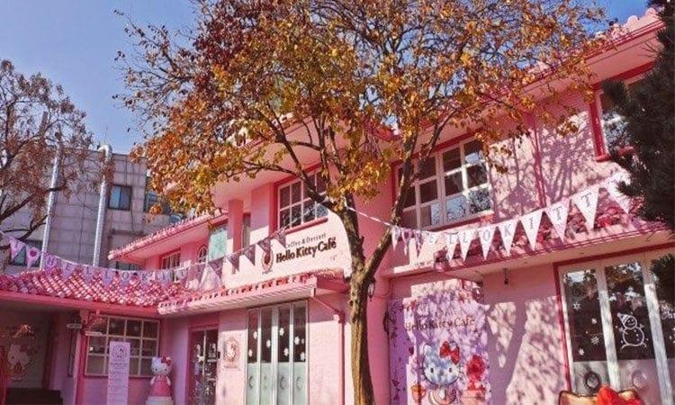 Closed – Hello Kitty Cafe | Mapo-gu, Seoul