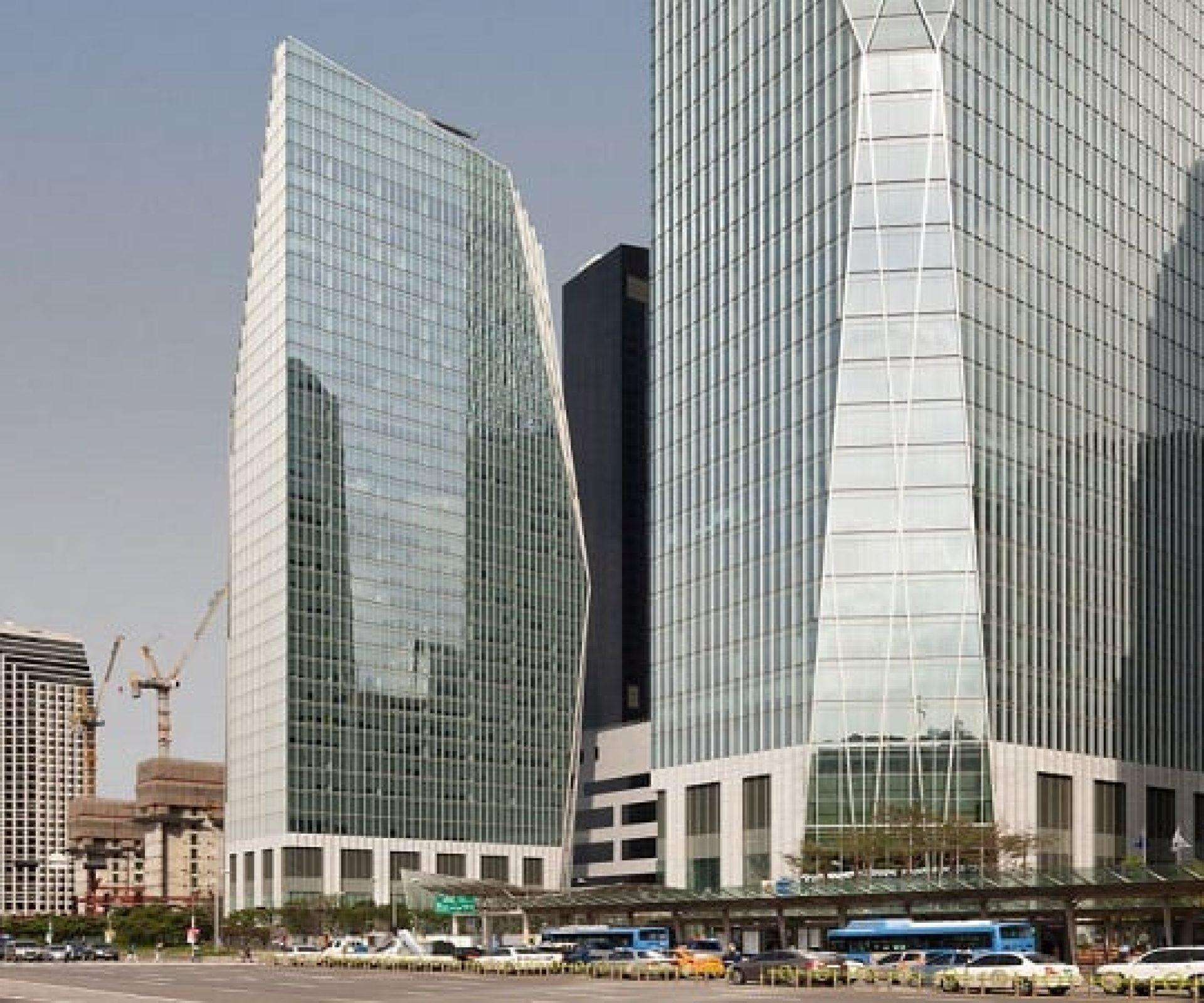 The Executive Center   Seoul, South Korea