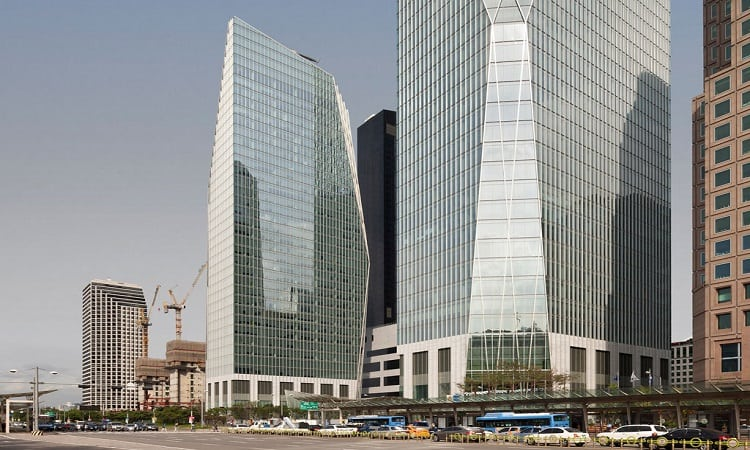 The Executive Center | Seoul, South Korea