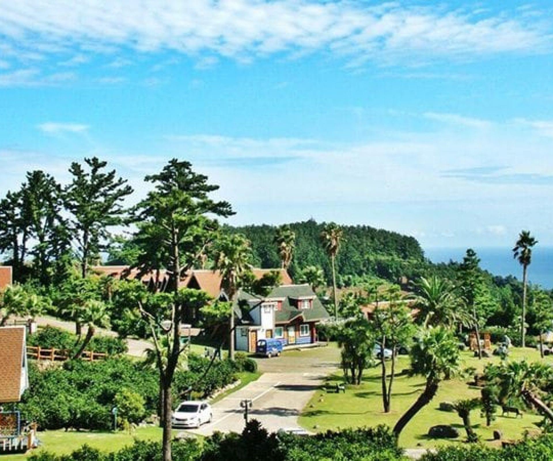 Jungmun Resort Complex | Seogwipo-si, Jeju-do