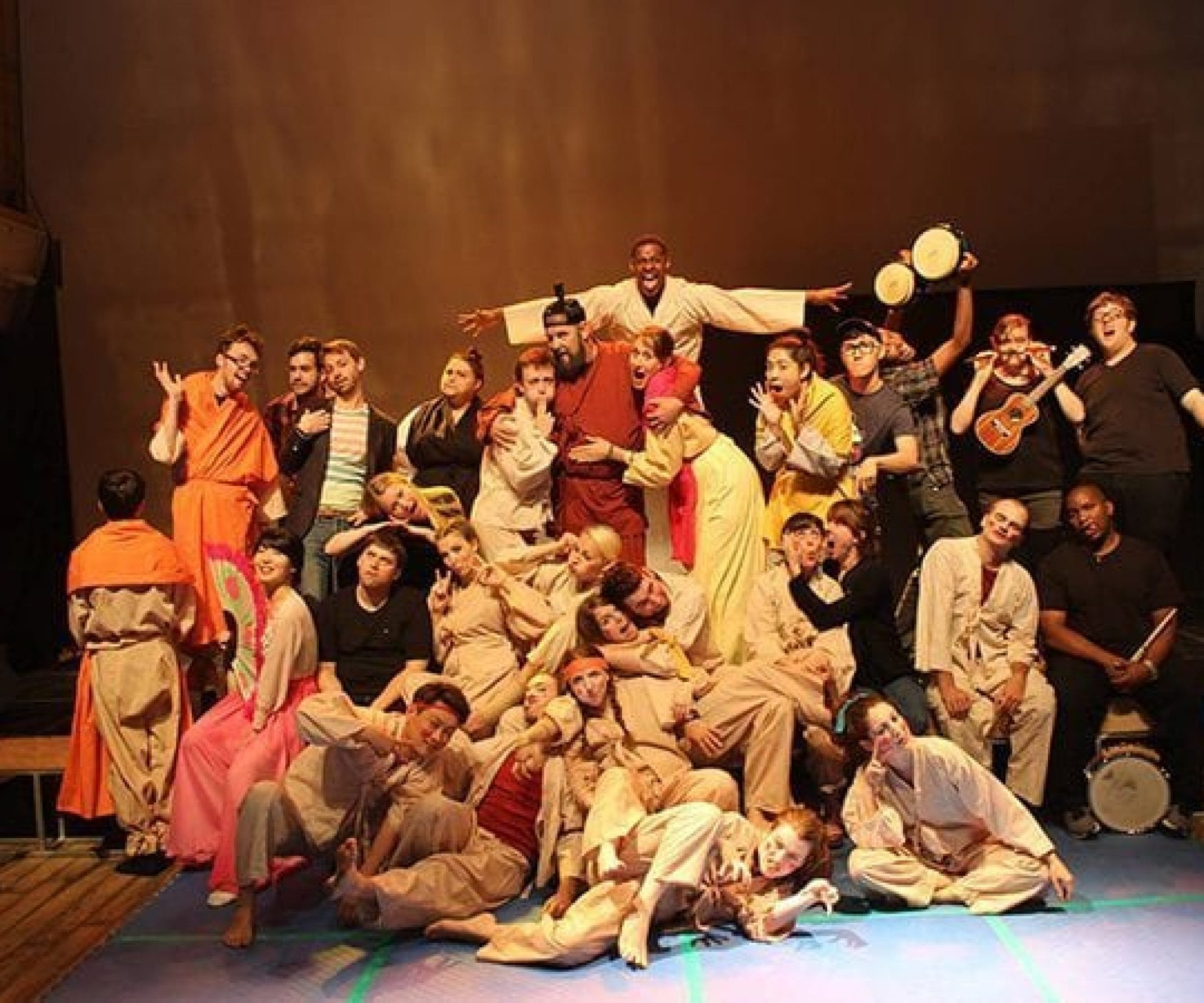 Busan English Theatre Association