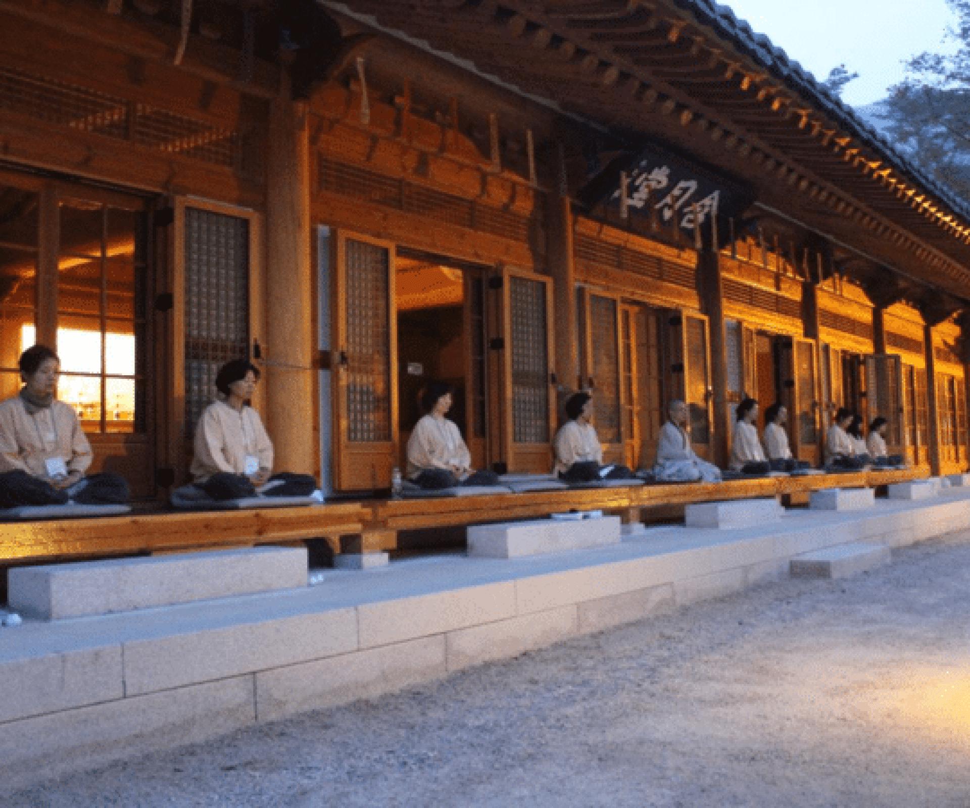 Jinkwansa Temple Stay | Eunpyung-gu, Seoul