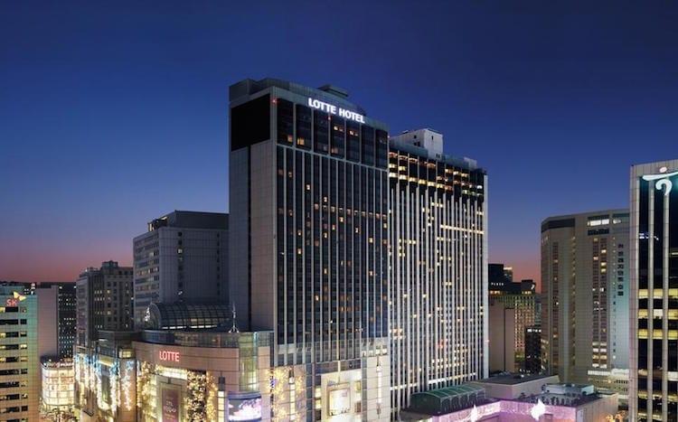 Lotte Hotel Seoul | Jung-gu, Seoul