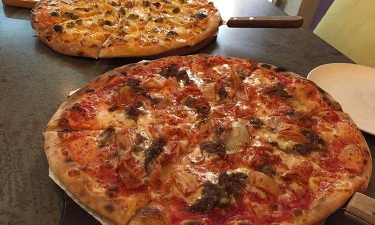 The Pizza Peel | Yongsan-gu, Seoul