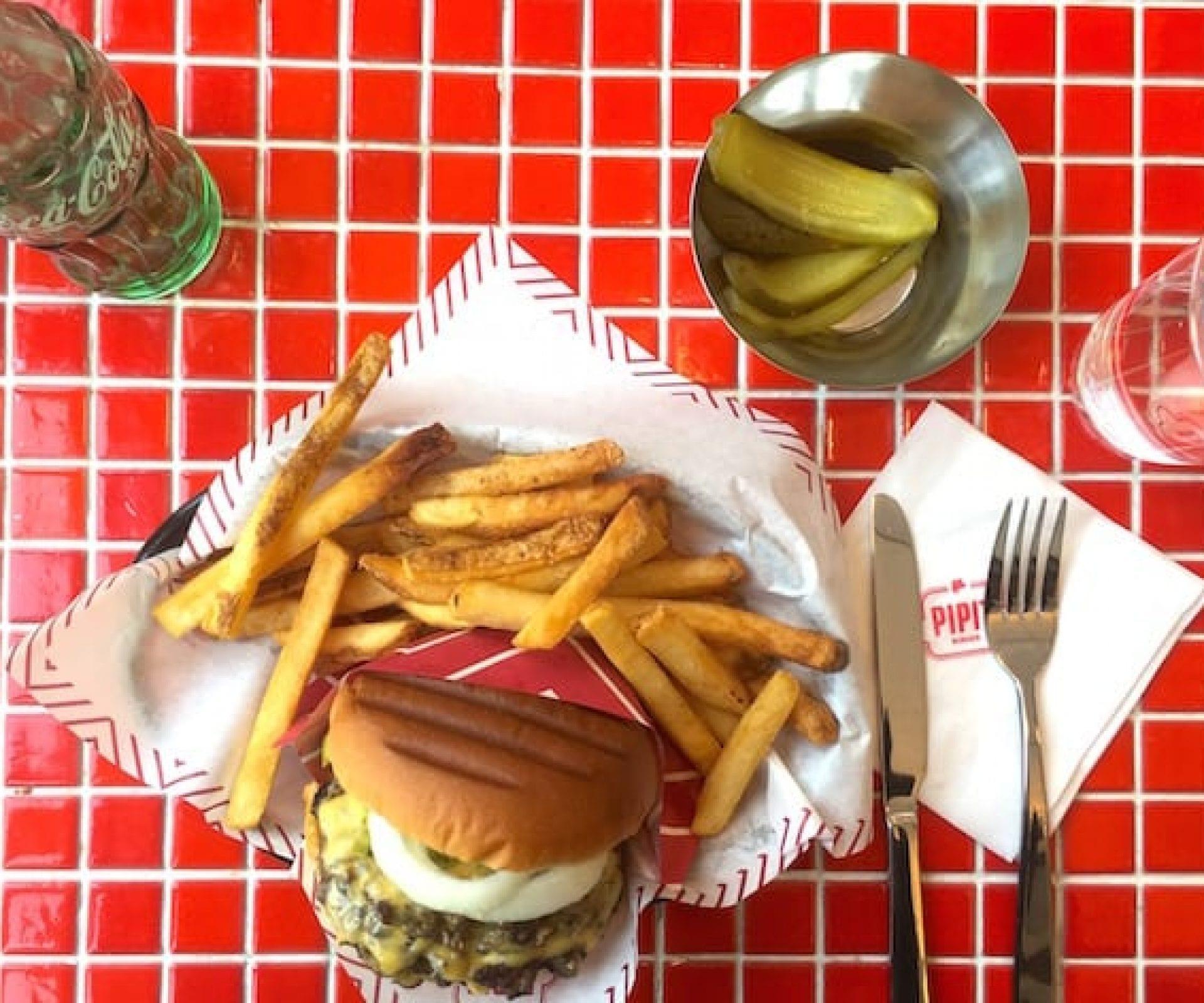 Pipit Burger | Yongsan-gu, Seoul