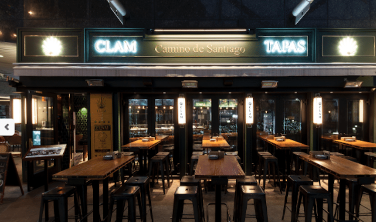 Clam | Various Locations