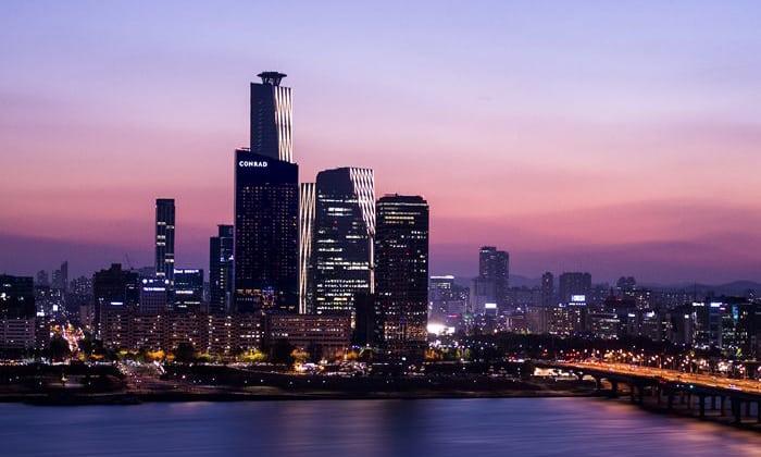 Conrad Seoul | Yeongdeungpo-gu, Seoul