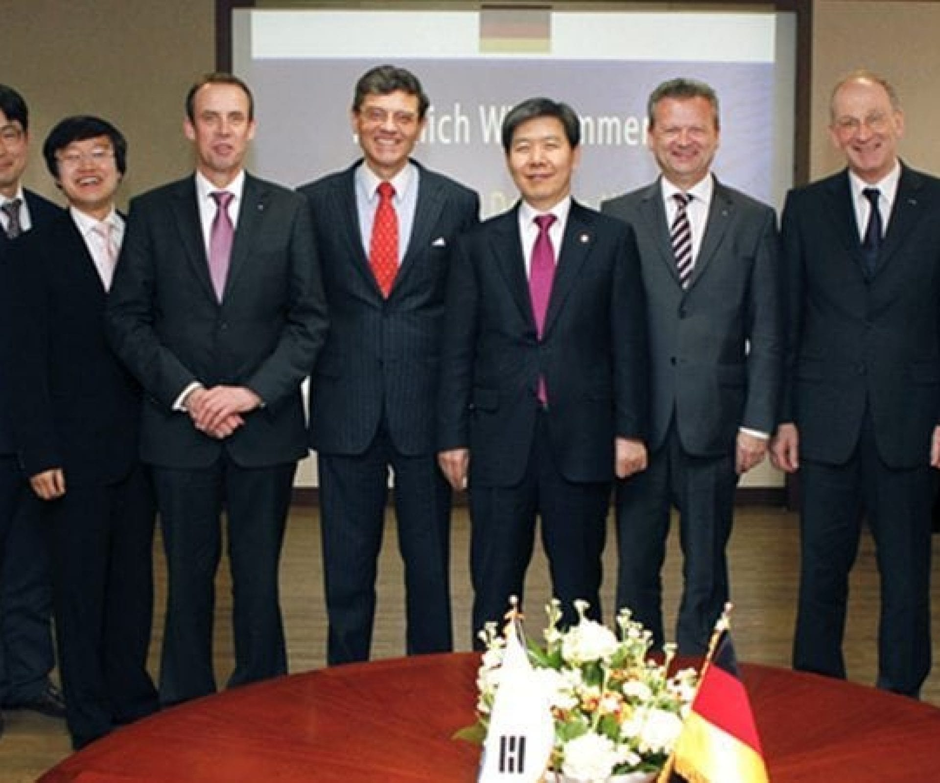 Korean-German Chamber Of Commerce And Industry | KGCCI