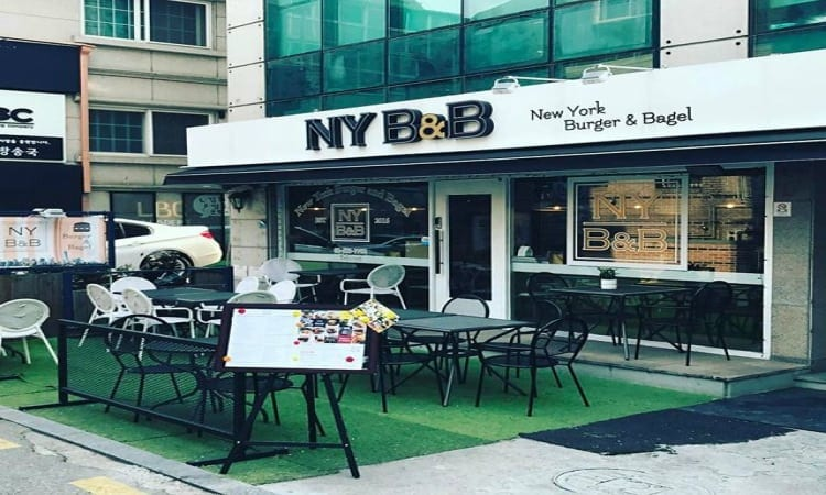 New York Burger & Bagel | Gangnam-gu, Seoul