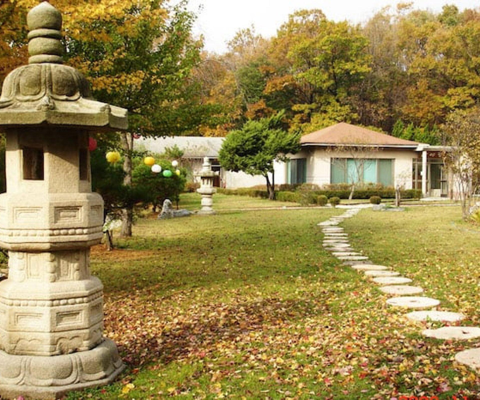 Lotus Lantern International Meditation Center | Ganghwa-gun, Incheon