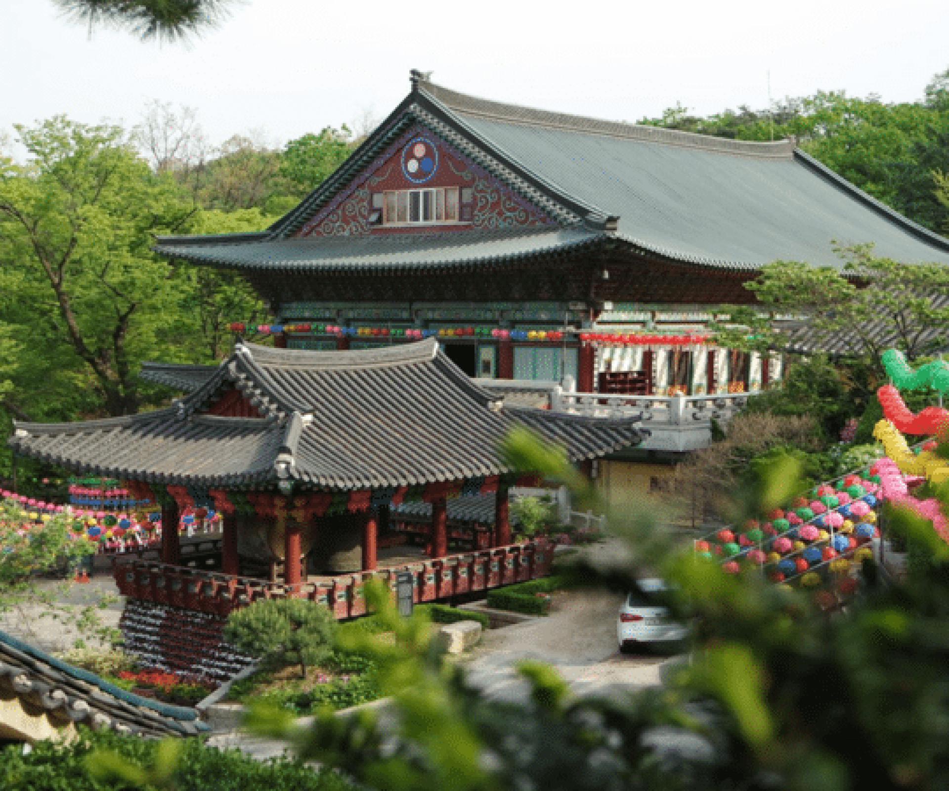 Hwagyesa Temple Stay | Gangbuk-gu, Seoul