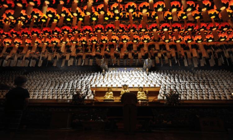Jikjisa Temple Stay   Gimcheon-si, Gyeongsangbuk-do