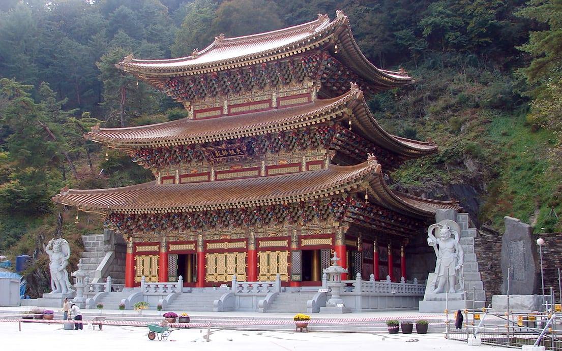 Guinsa Temple Stay   Danyang-gun, Chungcheongbuk-do