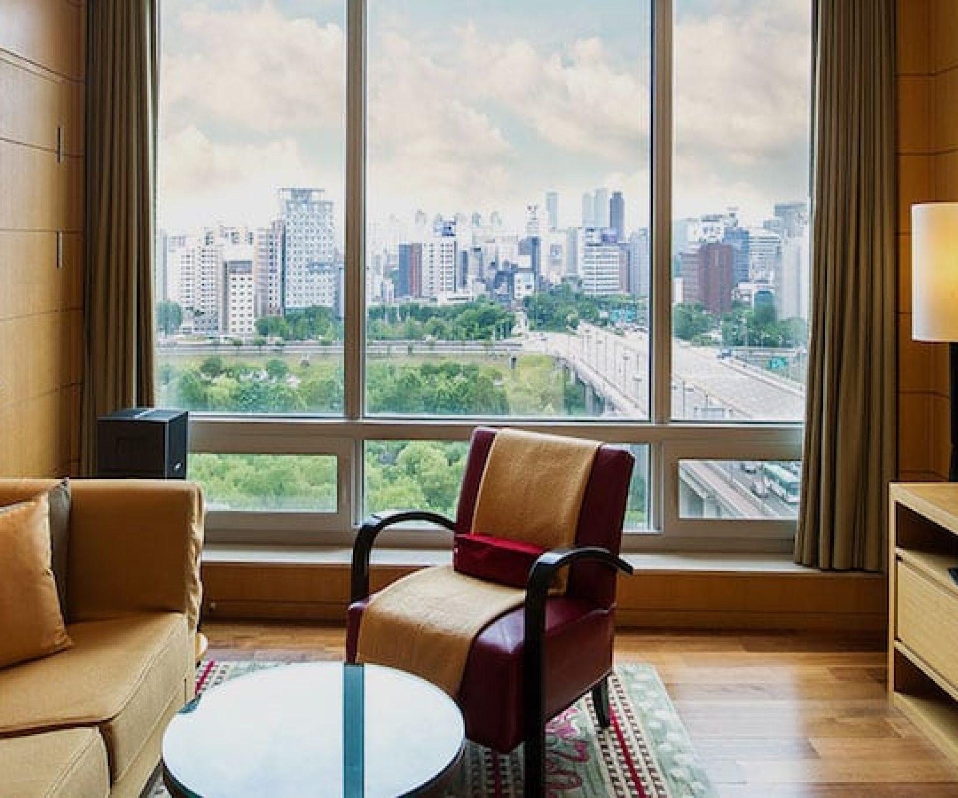 Marriott Executive Apartments | Yeongdeungpo-gu, Seoul