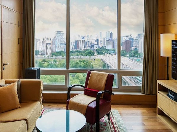 Marriott Executive Apartments | Yeongdeungpo-gu, Seoul