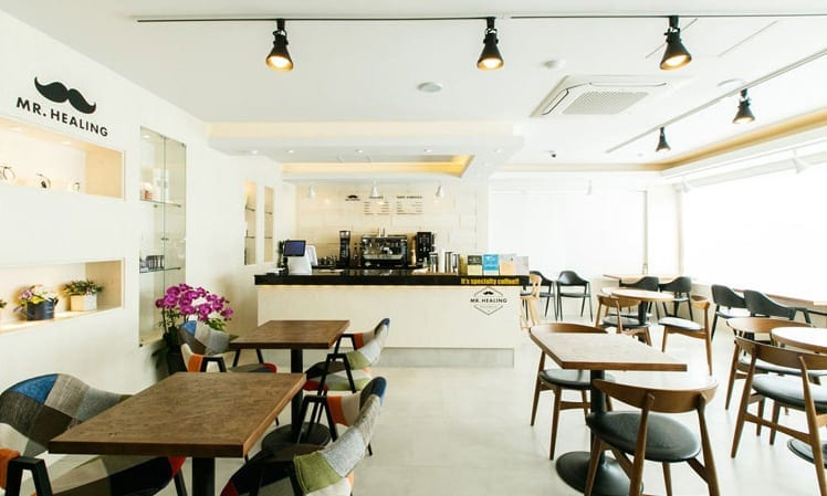 Mr Healing Cafe | South Korea