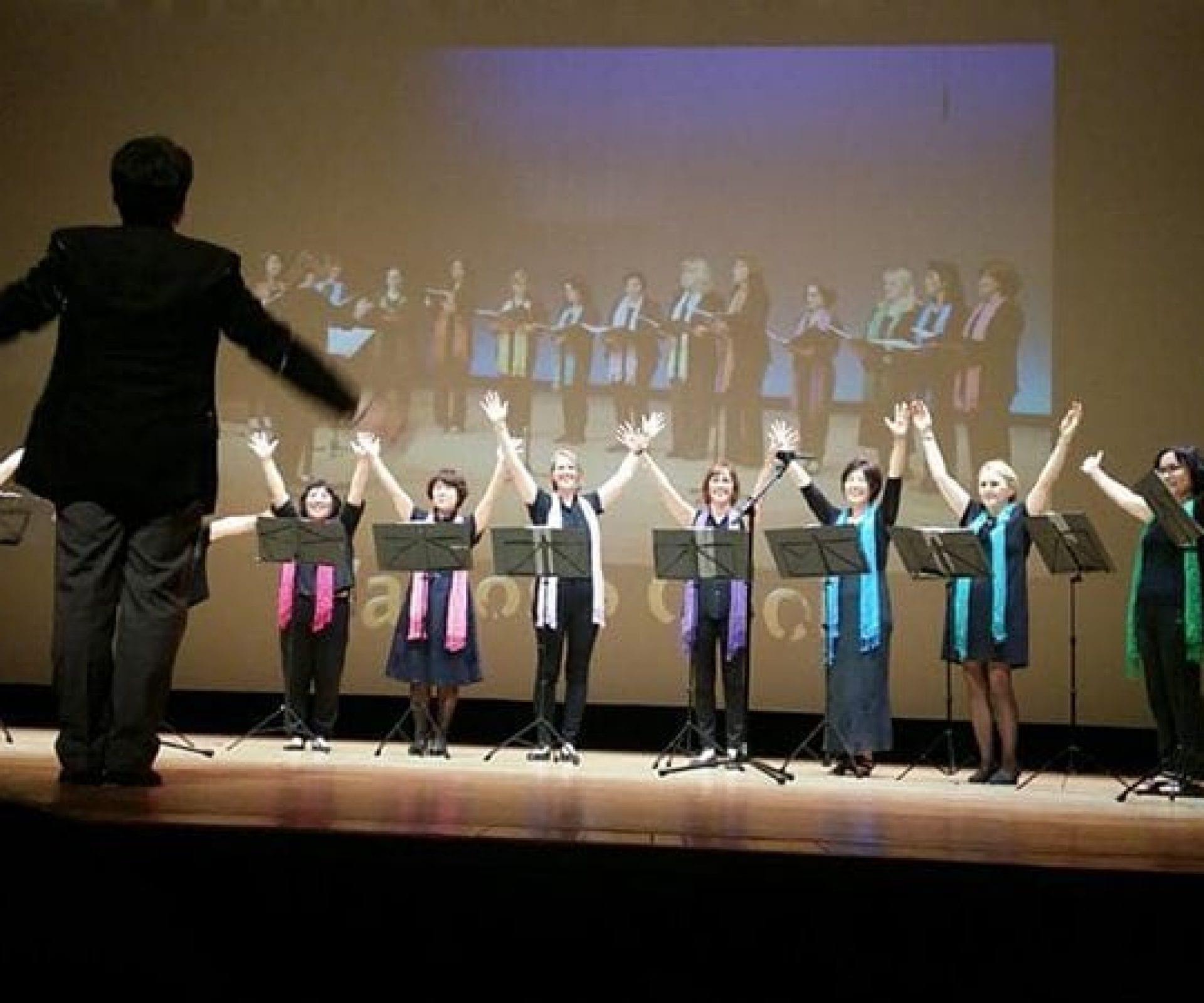 Varioso International Women's Choir | Yongsan-gu, Seoul