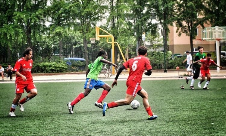 Seoul Saturday Soccer League | SSFL