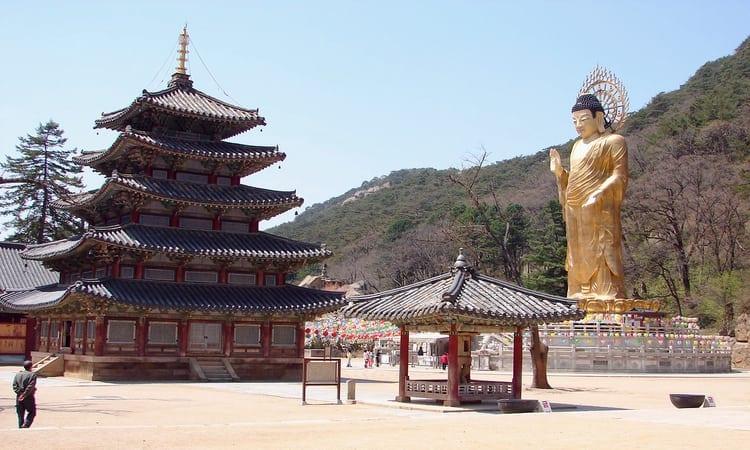 Beopjusa Temple Stay | Boeun-gun, Chungcheongbuk-do