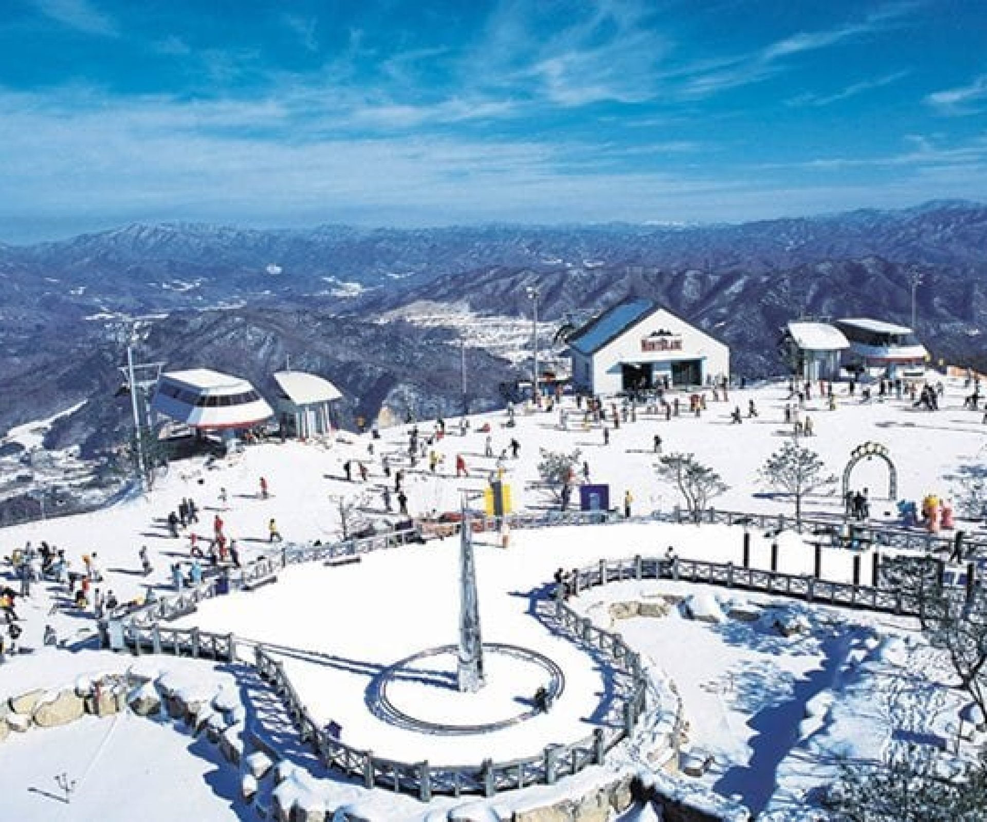 Phoenix Park Ski Resort | Pyeongchang-gun, Gangwon-do