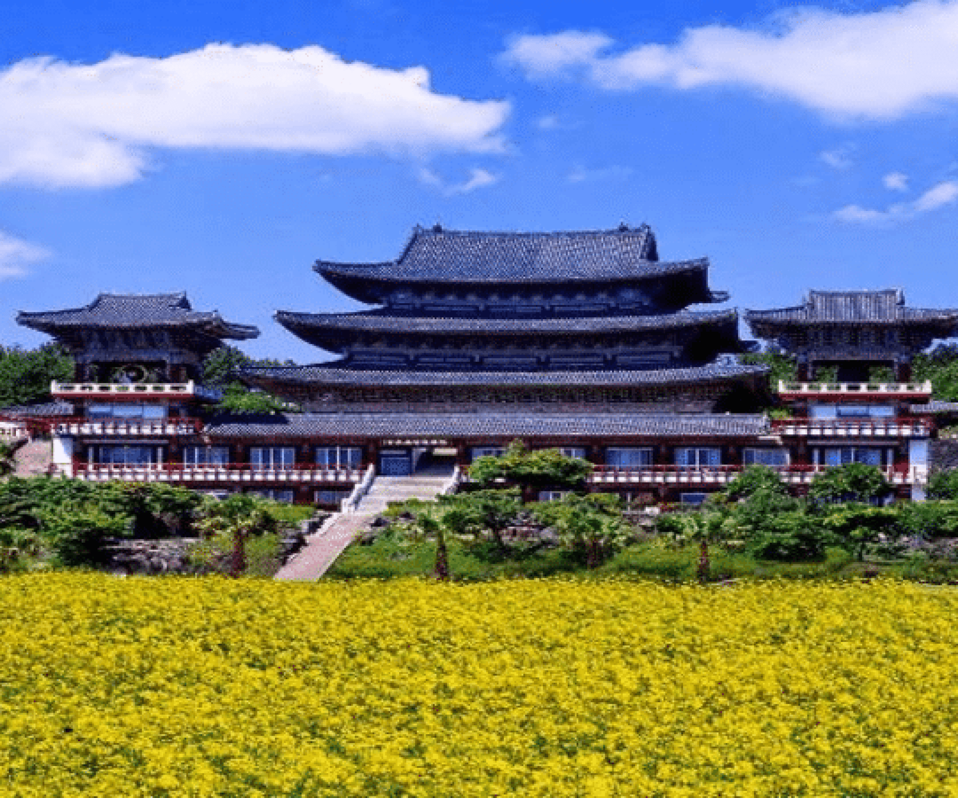 Yakchunsa Temple Stay | Seogwipo-si, Jeju-do