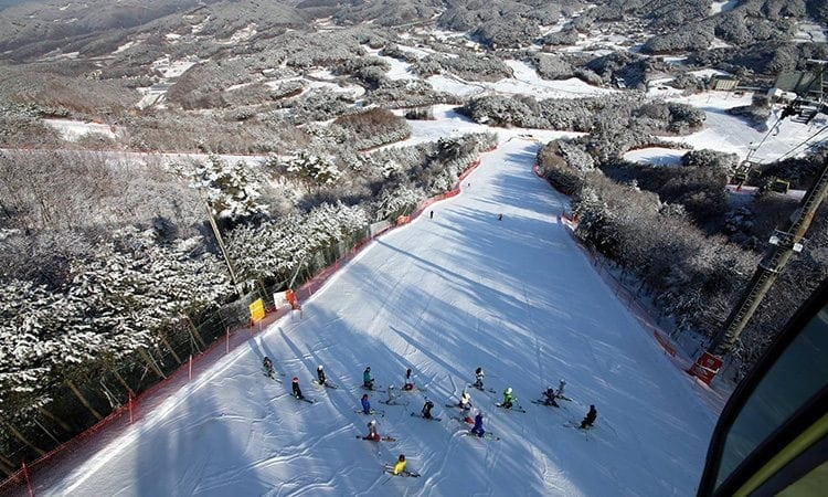 Welli Hilli Hyundai Ski Resort | Hoengseon, Gangwon-do