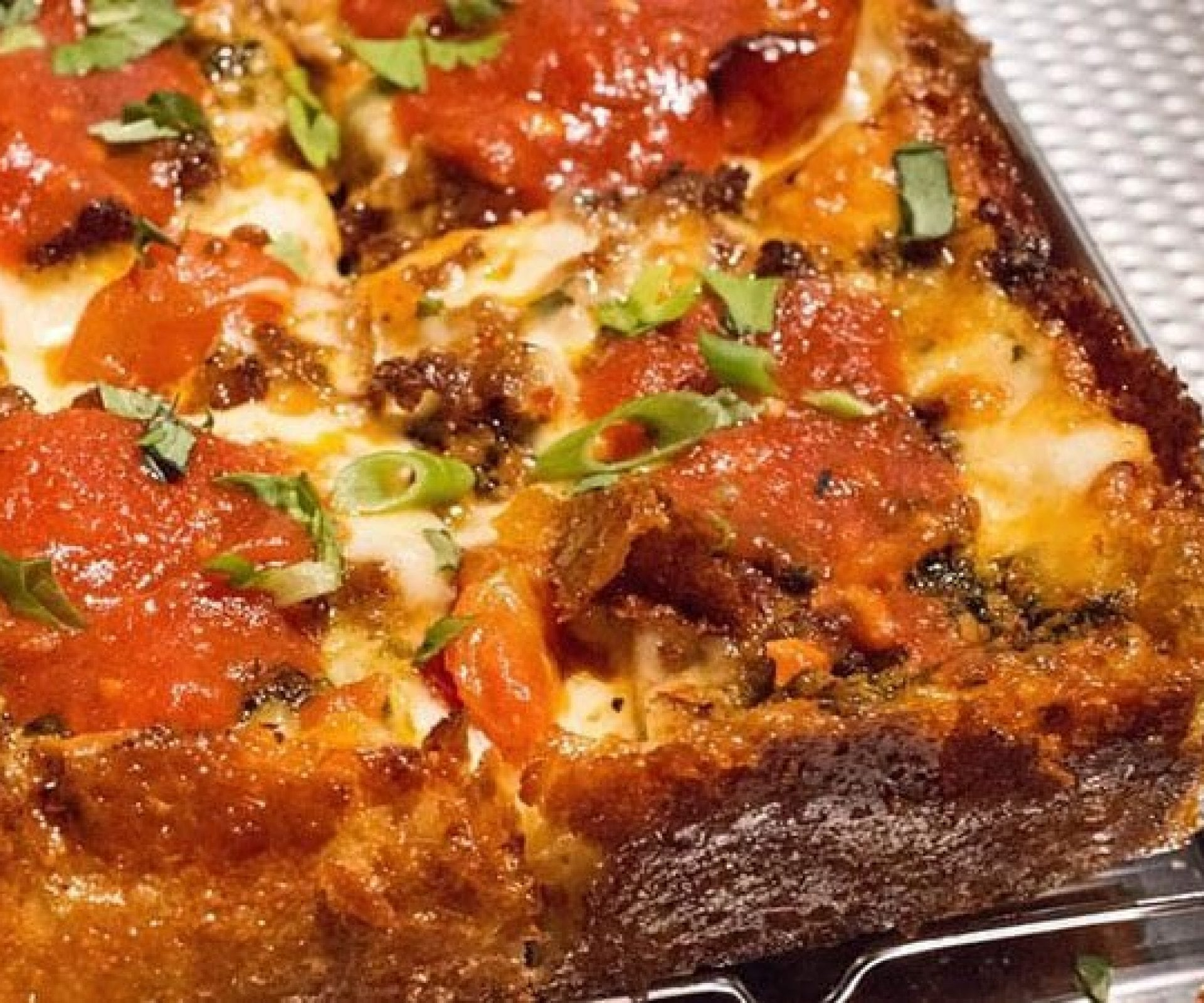 Motor City Pizza | Yongsan-gu, Seoul