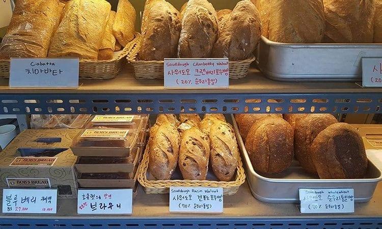 Bob's Bread | Yeongdeungpo-gu, Seoul