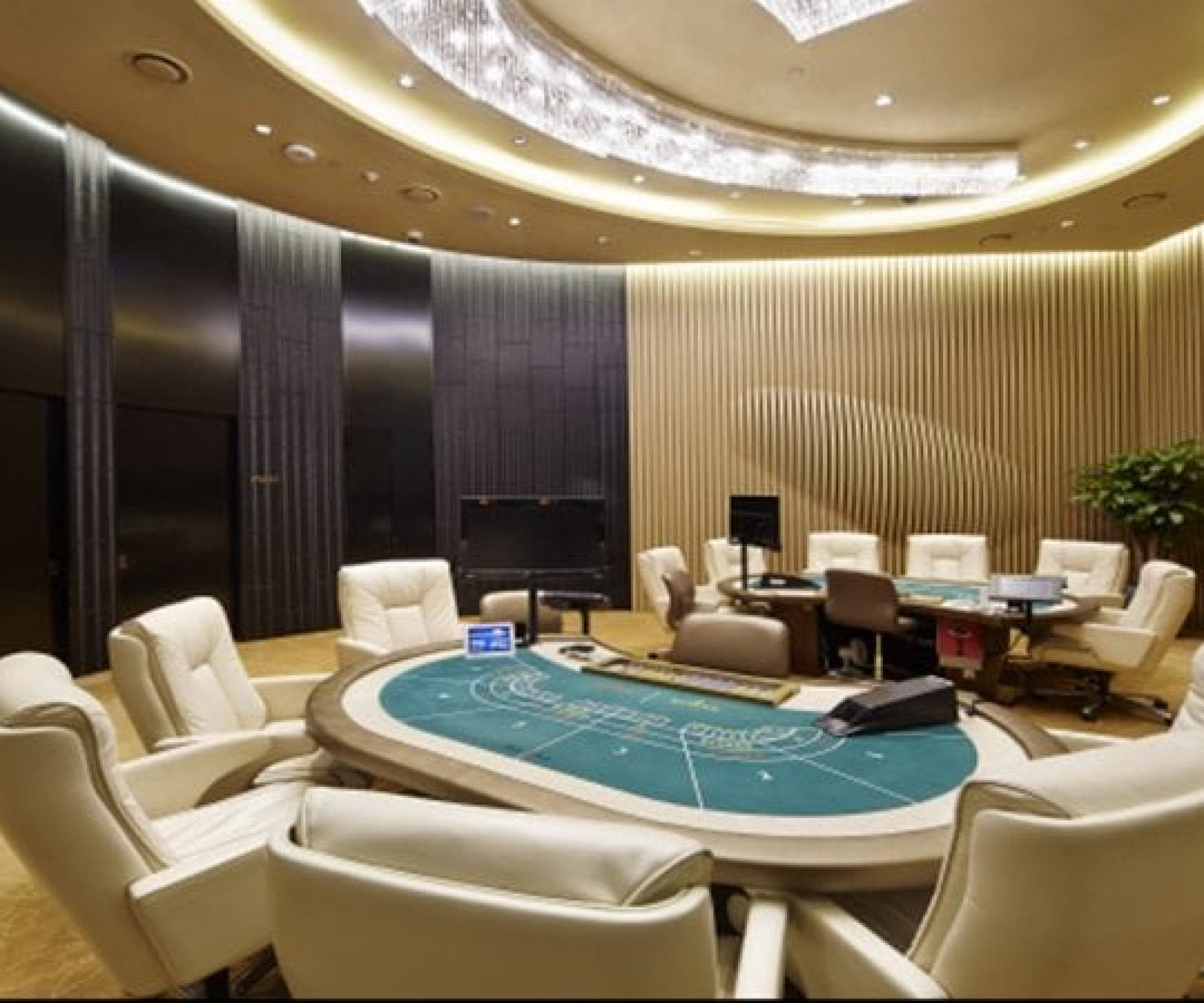 Seven Luck Casino Hilton | Millennium Hilton Hotel, Seoul