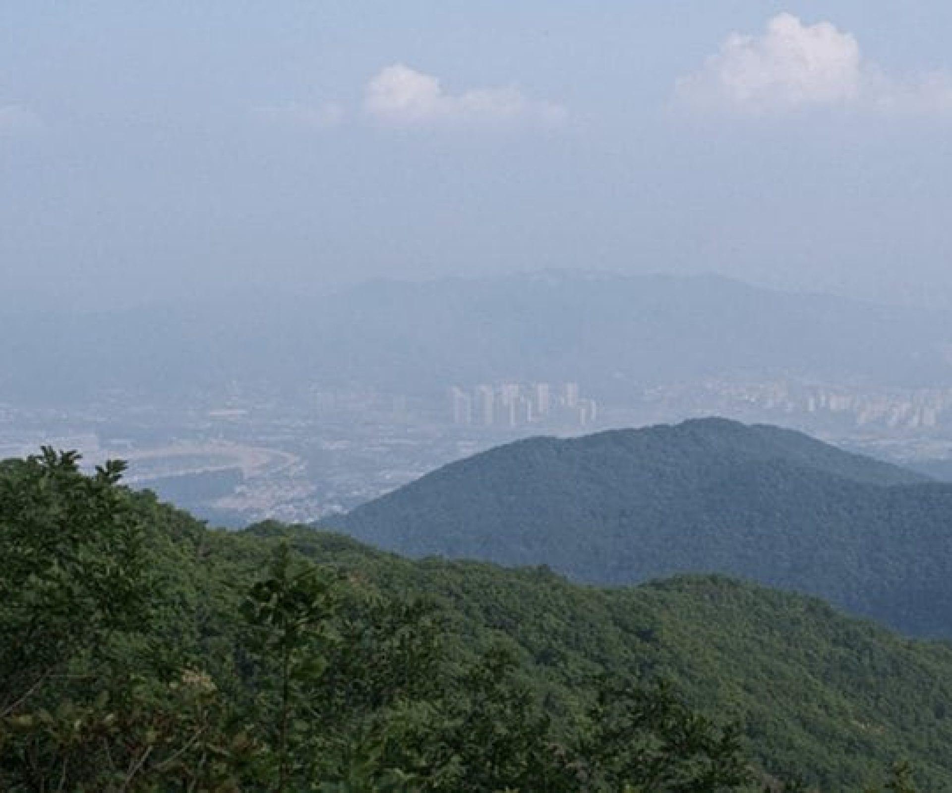 Cheonggyesan Mountain | Seocho-gu, Seoul