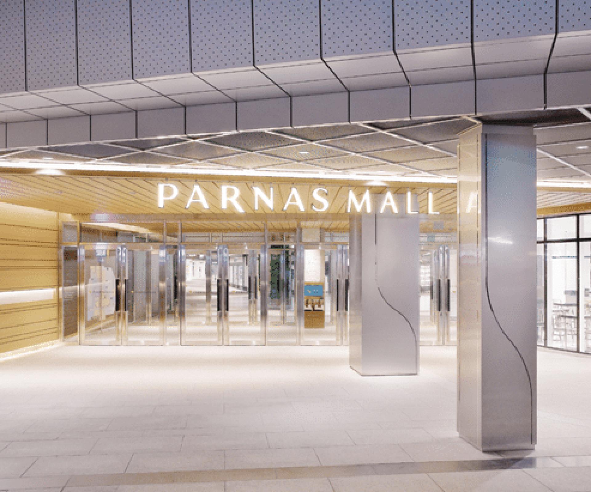 Parnas Mall    Gangnam-gu, Seoul
