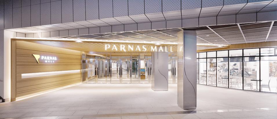 Parnas Mall  | Gangnam-gu, Seoul
