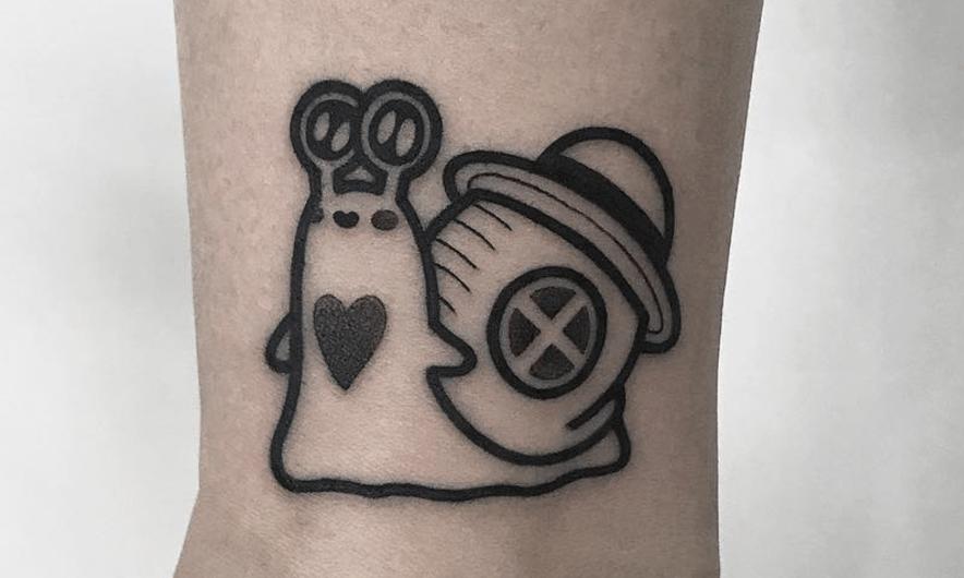 Hugo Tattoo | Mapo-gu, Seoul