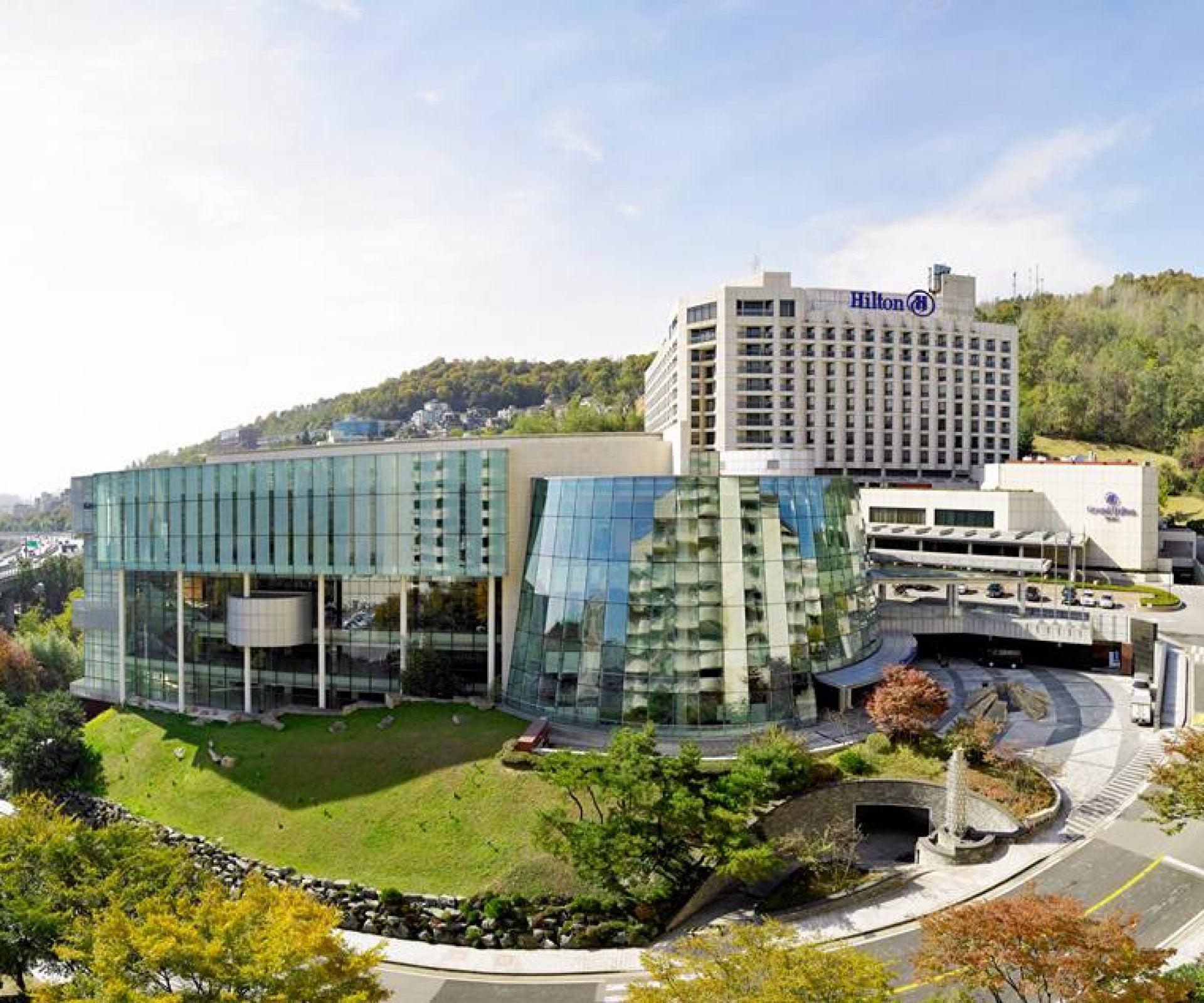Swiss Grand Hotel Seoul | Seodaemun-gu, Seoul