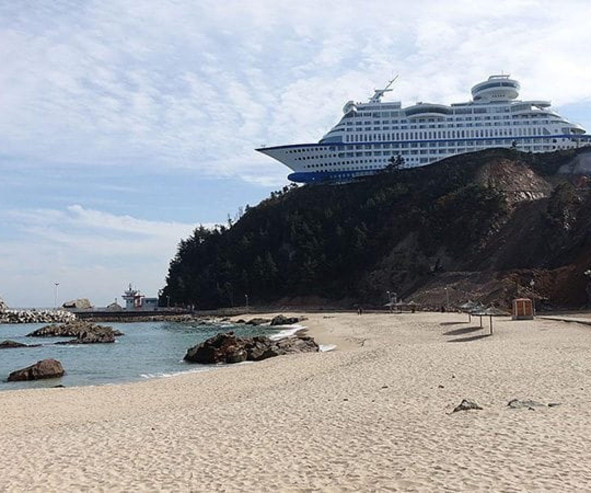 Jeongdongjin Beach | Gangneung, Gangwon-do