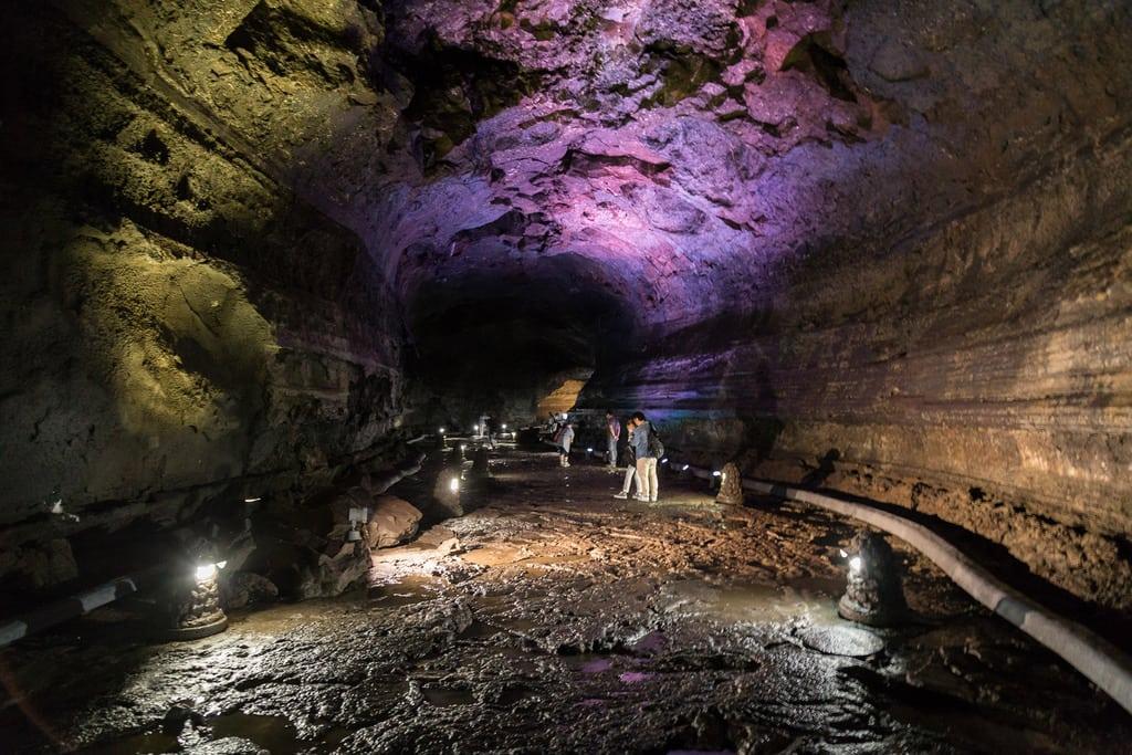 Manjanggul Cave   Jeju-si, Jeju-do