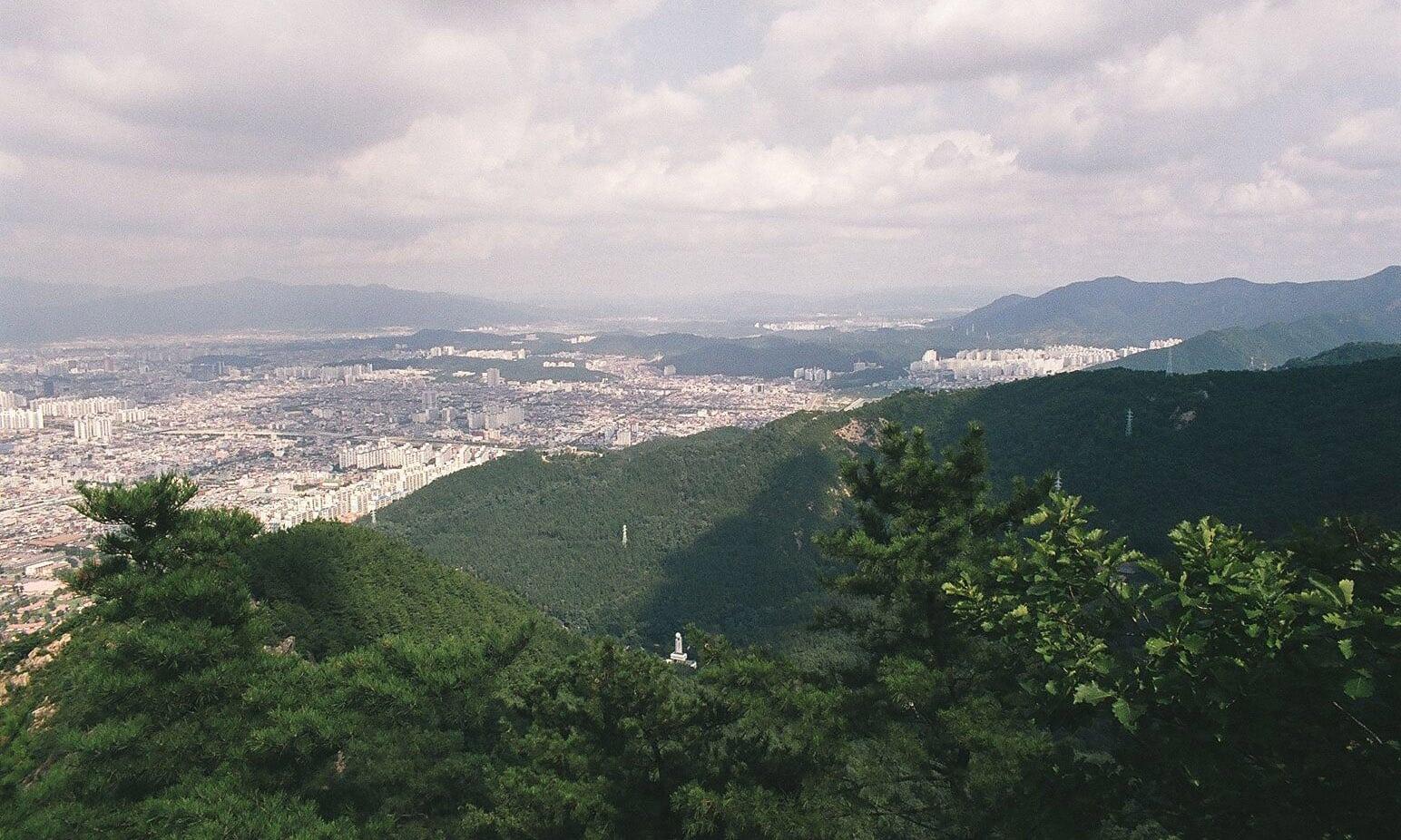 Apsan Park | Nam-gu, Daegu