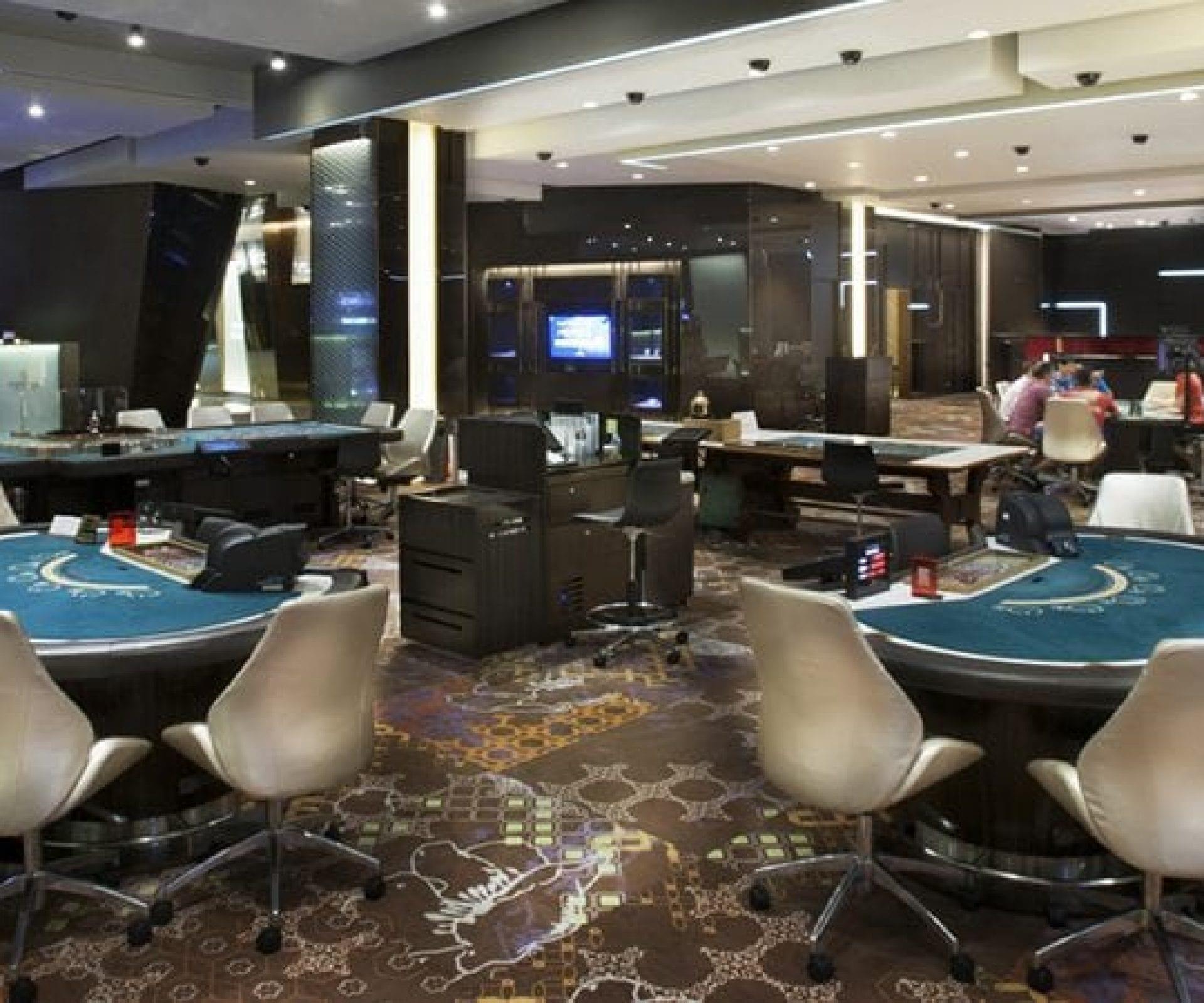Paradise Casino Jeju Lotte | Lotte Hotel, Jeju Island