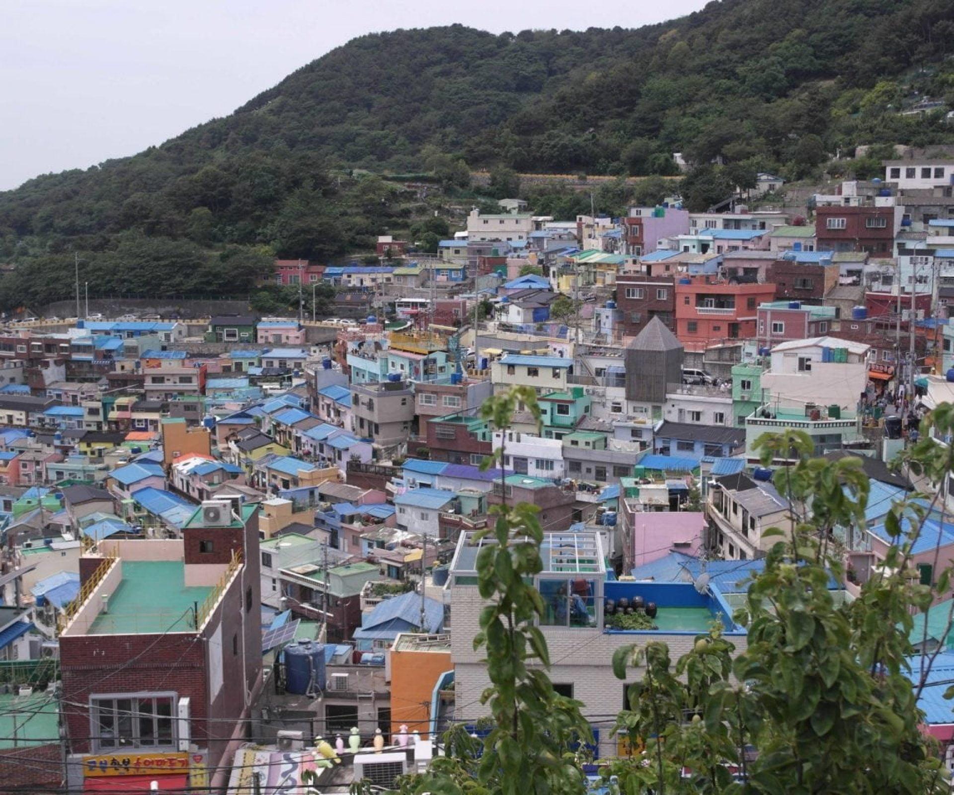 Gamcheon Culture Village   Saha-gu, Busan