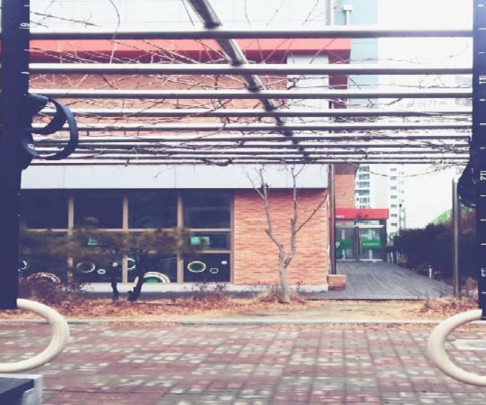 Calisthenics Park | Gangnam-gu, Seoul