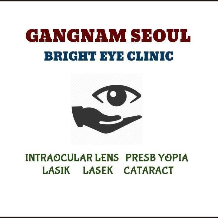 Gangnam Seoul Bright Eye Clinic | Gangnam-gu, Seoul