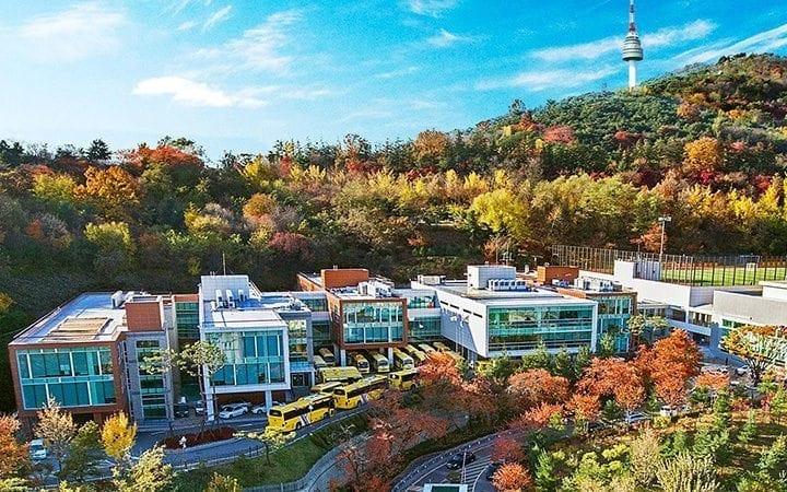 Yongsan International School of Seoul | Yongsan-gu, Seoul