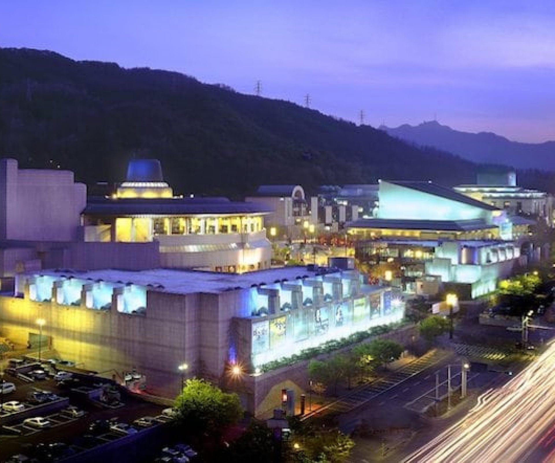 Seoul Arts Center | Seocho-gu, Seoul