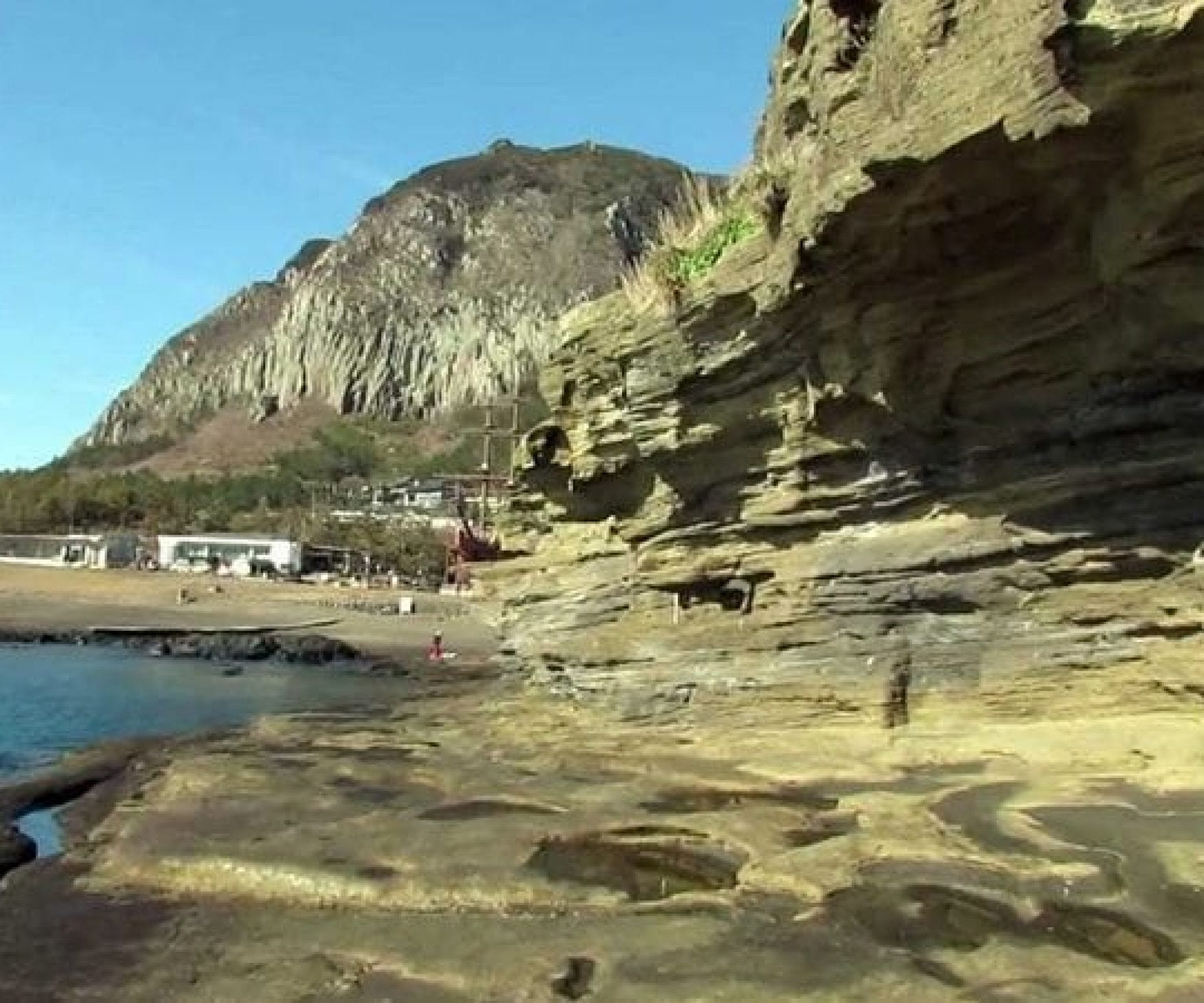 Yongmeori Beach | Seogwipo-si, Jeju-do